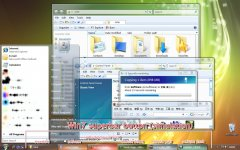 Windows7 SuperBar for vista/win2008 &nbs