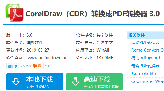 cdr文件